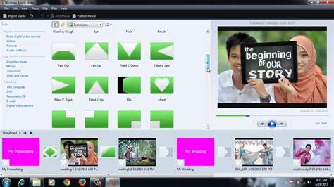 cara membuat video com cara membuat video album dengan movie maker youtube