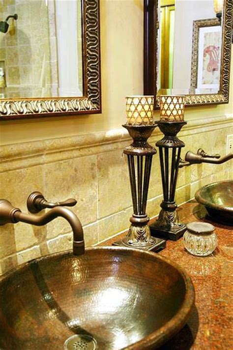 tuscan style bathroom tuscan style home in del mar mediterranean bathroom san diego by springfield