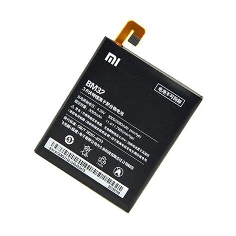 Batre Baterai Battery Xiaomi Bm32 Bm 32 Ori jual xiaomi bm32 baterai xiaomi mi 4 3080 mah harga kualitas terjamin blibli