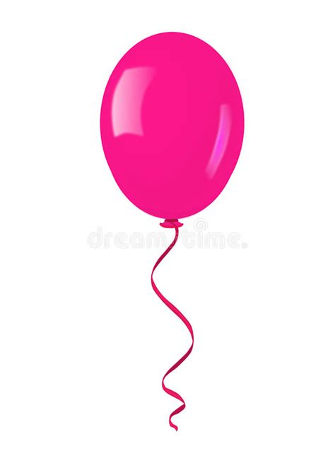 Bow Windows Prices single pink balloon stock images image 32937834