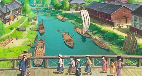 ghibli film kino motion graphics animation miyazaki s quot final film quot