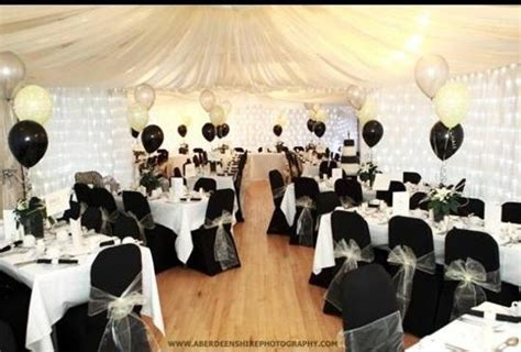 black and silver themed wedding cake picture of white hotel strichen tripadvisor