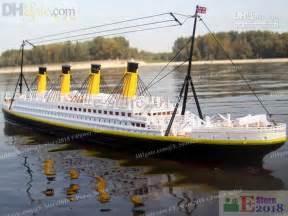 titanic motor boat 32 model boat toy rms titanic passenger steamship electric