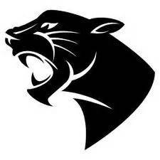 panther stencils on pinterest panthers panther tattoos