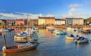 Aberaeron self catering holiday cottages west wales minfor holiday