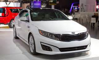 2014 Kia Optima Sxl Car And Driver