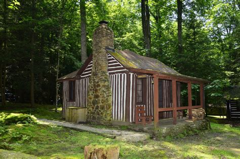 Cabins In Charleston Wv by Forest Cabins Kanawha State Forest Cabins