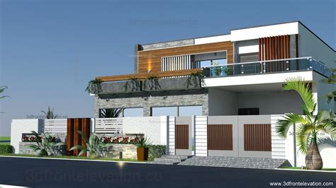 remodeling house plans 3d front elevation com home remodeling and renovation of 1 kanal