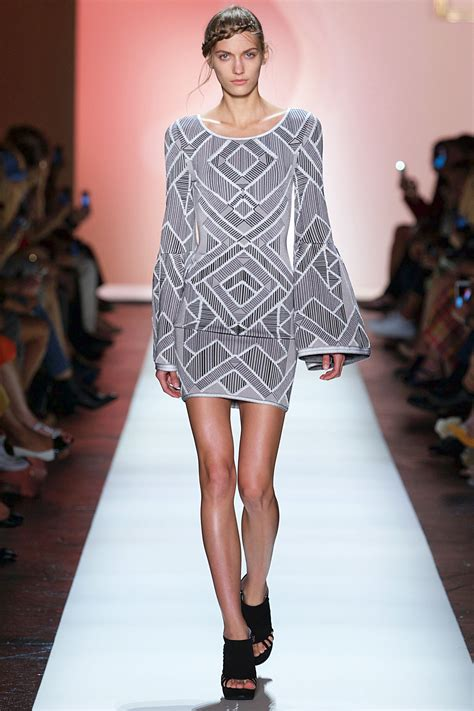 tvweek new style for 2016 2017 herve leger new york fashion week rtw spring summer 2016