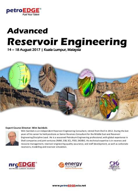 applied petroleum reservoir engineering link for download http g advanced reservoir engineering