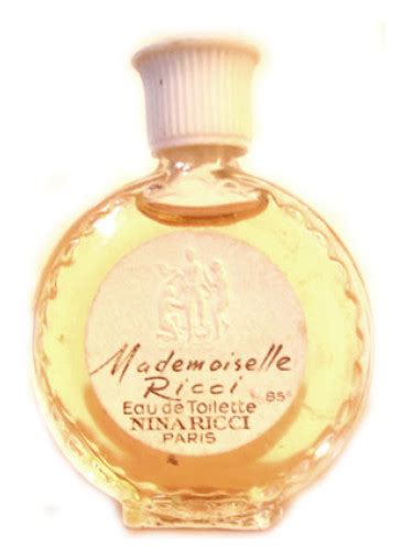 Parfum Ricci Original mademoiselle ricci 1967 ricci perfume a fragrance for 1967