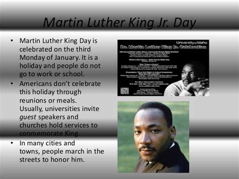 Martin Luther King Jr Presentation Martin Luther King Presentation