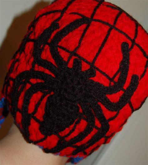 crochet spiderman pattern free crochet pattern spider hero spider by acrochetedsimplicity