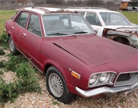 mazda united states mazda rx3 sedan very rare only 3 known in usa for
