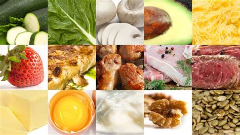 carbohydrates foods list the ultimate list of 40 low carb foods