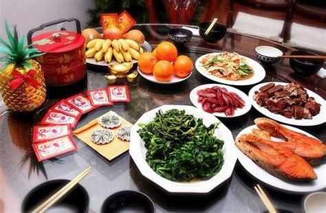 new year culinary traditions ของไหว ตร ษจ น 2560 อาหารไหว ในแต ละว น