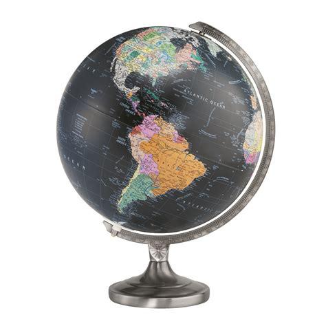 Kaos Globe 111 Original 12 quot illuminated world globe by replogle swiftmaps