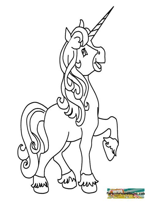 Collection of Excepcional Unicornios Lindos Para Colorear Friso ...