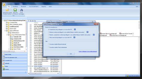X Technician Outlook by Stellar Outlook Pst Repair Technician