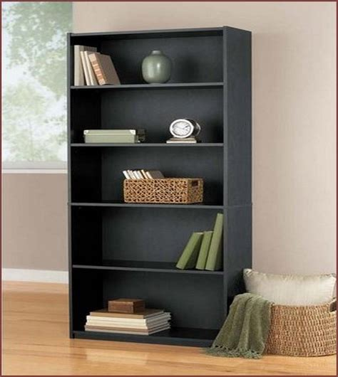 mainstays 3 shelf bookcase alder home design ideas