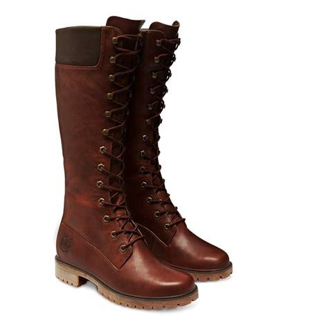 timberland 14 inch premium brown z26 a12kj womens