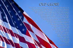 Navy Shower Curtain Old Glory Photograph By Carolyn Marshall
