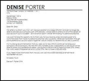 cpa client termination letter termination letters