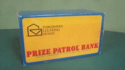 Publishers Clearing House Merchandise For Sale - prize patrol bank diecast publishers clearing house nip