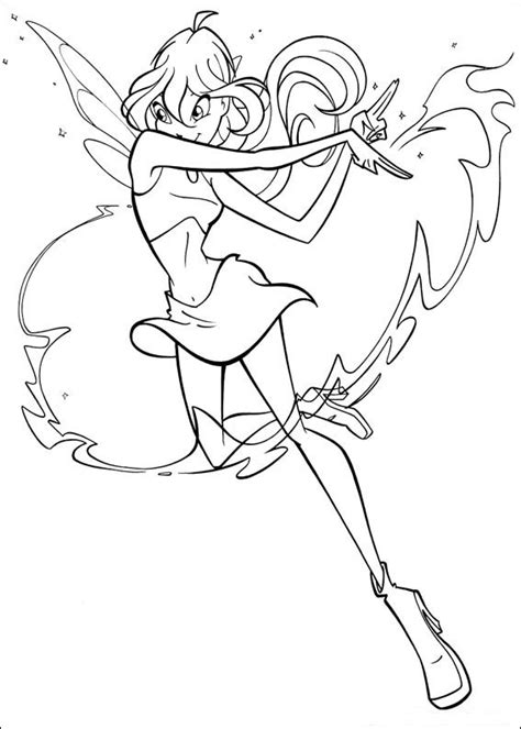 coloring book pages winx club free printable winx club coloring pages for
