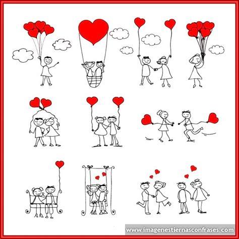imagenes bonitas de muñequitos para dibujar imagenes de amor dibujos tiernos que querr 225 s dedicar