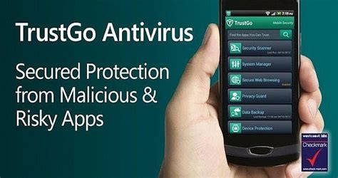 free mobile antivirus for android phone trustgo antivirus mobile security for android