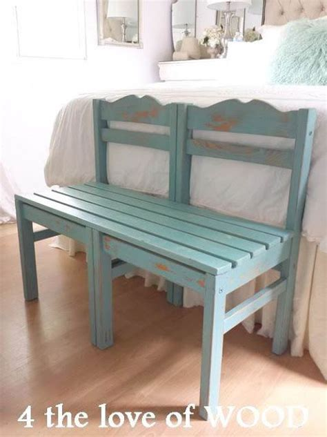bench out of chairs best 25 old wooden chairs ideas on pinterest painting old chairs old chairs and