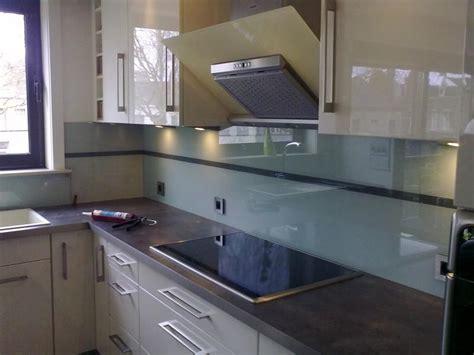 cr馘ence cuisine en verre cr 233 dence en verre tournai belgique am 233 nagement cuisine