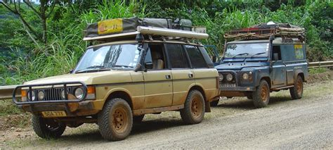overland range rover overland live overland expedition adventure travel