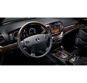 2014 SsangYong Chairman W Review Prices &amp Specs
