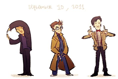 fox 5 fan of the day new who doctor day by blue fox on deviantart