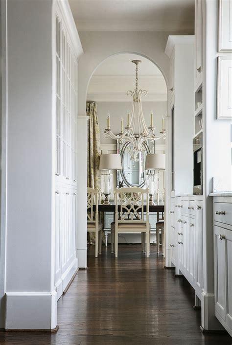 White and Gray Kitchen Designed by JackBilt Homes.   Home