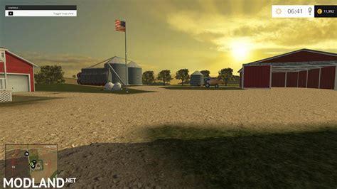 Ne Iowa Map 15 v 1.0 mod for Farming Simulator 2015 / 15