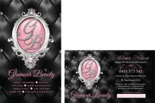 Beauty Visiting Card Design Boutique Beautiful Custom Business Card Design Portfolio Blossom Graphic Design Glamorous