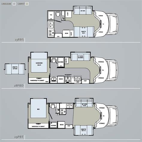 small rv floor plans class b plus motorhome floor plans meze blog