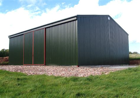 Roofing Materials For Sheds by Allen Fabrications Agricultural Buildings Farm