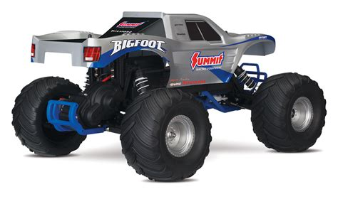 monster trucks bigfoot 5 traxxas bigfoot 1 10 2wd monster truck one stop rc hobbies