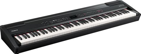 Keyboard Piano Roland World Of Portable Keyboard 187 Roland Fp 7 Portable