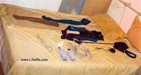 selfbondage bed session 57