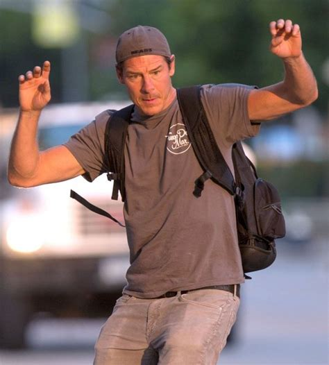 ty pennington ty pennington goes for a ride zimbio