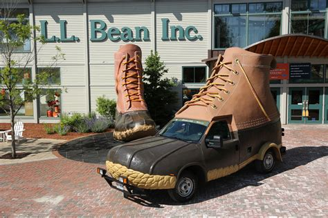 l l bean bootmobile kickstarts outdoor discovery albany