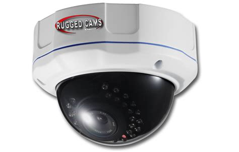 rugged cams weather proof infrared dome viper rugged cams