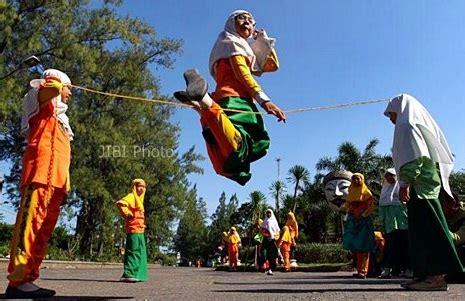 Lompat Tali permainan jadul lompat tali dan tahapannya k