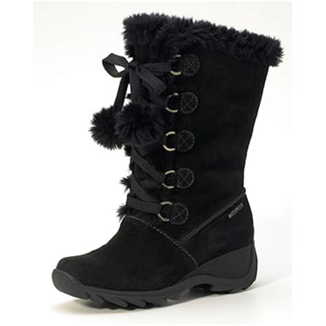 s sporto 174 jojo waterproof lace up boots 110729