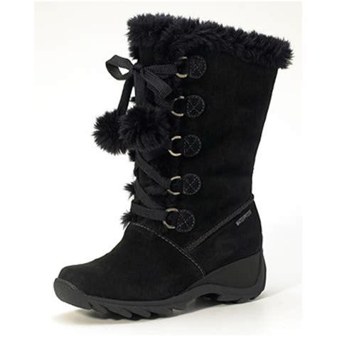 sporto waterproof boots s sporto 174 jojo waterproof lace up boots 110729
